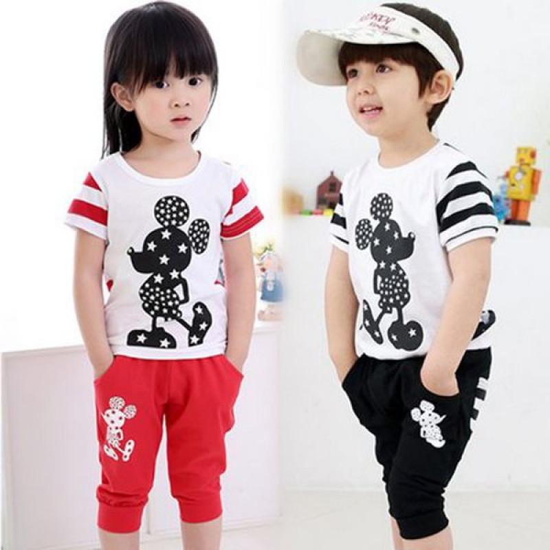 Lưu ý khi chọn áo quần cho trẻ